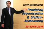 Praxistag Organisation Stellenbemessung in Bonn